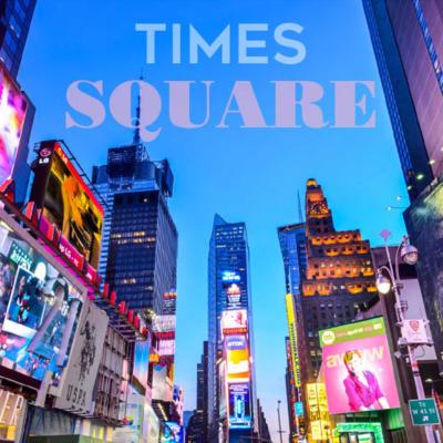 Landmark Lighting Times Square