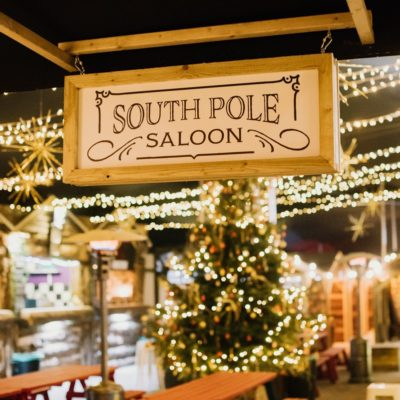 Spotlight on London's Hippest Christmas Venue - The South Pole Saloon