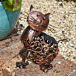 Solar Novelty Cat Light