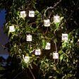Solar Firefly Jar Fairy Lights