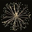 50cm Outdoor Starburst Copper Firefly Christmas Decoration