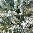 10m Christmas Tree Green Firefly Wire Cluster Lights, 800 Warm White LEDs