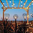 Solar Prism Filament Effect Stake Light