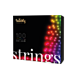 8m Smart App Controlled Twinkly Christmas Fairy Lights - Gen II