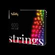 48m Smart App Controlled Twinkly Christmas Fairy Lights - Gen II - EU Plug