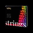 48m Smart App Controlled Twinkly Christmas Fairy Lights - Gen II