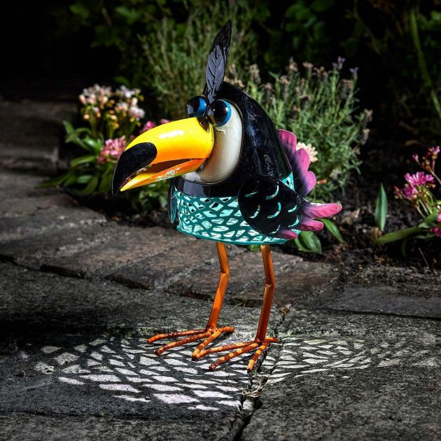 Solar Novelty Tango Toucan Light