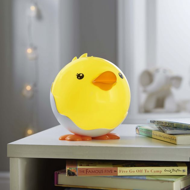 Baby Chick Children's Night Light with Touch Dimmer