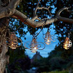 1.8m Solar Bee Fairy Lights