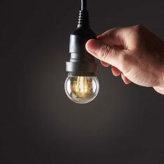 E27 Warm White LED High Power Festoon Bulb
