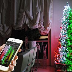 13m Smart App Controlled Twinkly Christmas Fairy Lights