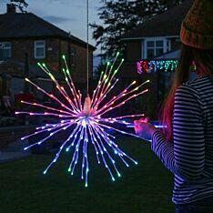 40cm Smart App Controlled Twinkly Christmas Starburst Light - Gen II