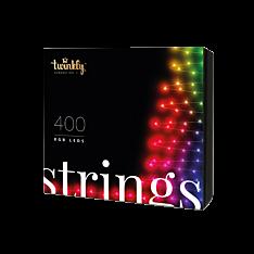 32m Smart App Controlled Twinkly Christmas Fairy Lights - Gen II - EU Plug
