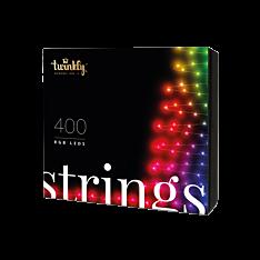 32m Smart App Controlled Twinkly Christmas Fairy Lights - Gen II