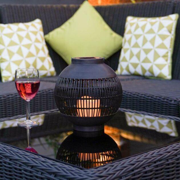 Solar Sphere Candle Lantern, 23cm