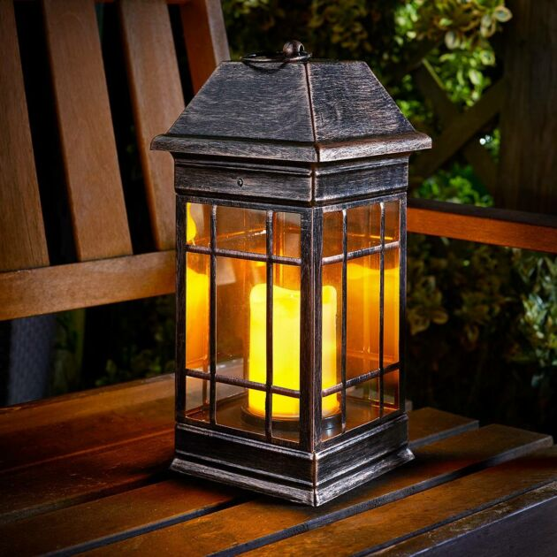Solar Seville Lantern