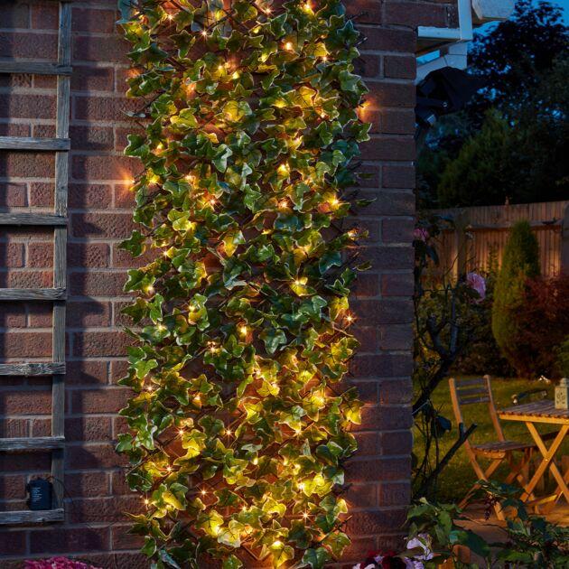 1.8m Solar Ivy Trellis