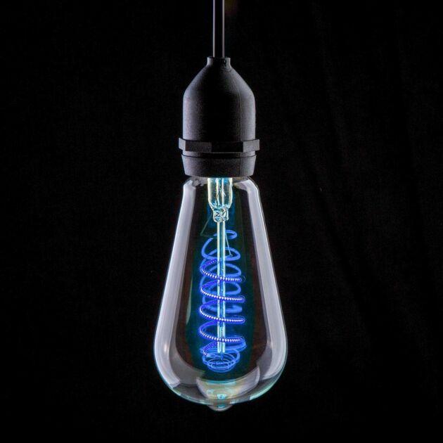 4W E27 Filament Style LED Light Bulb