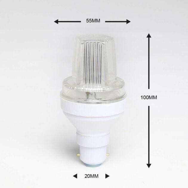 B22 Strobe Bulb