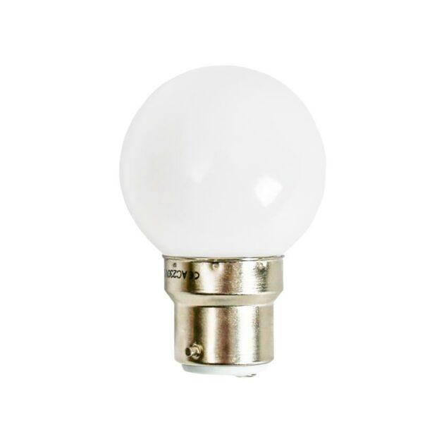 B22 Colour Changing LED Festoon Bulb