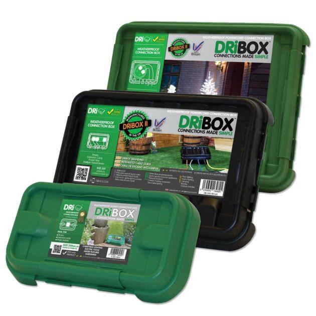 Dribox Weatherproof Connection Box