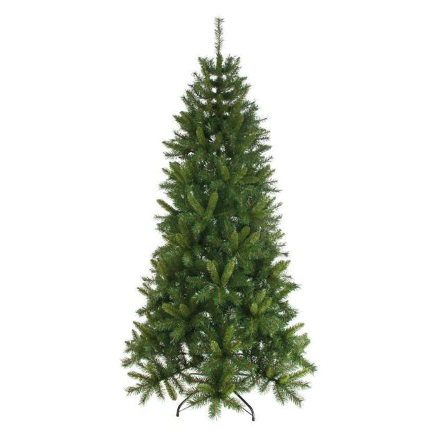 Green Heartwood Spruce Christmas Tree