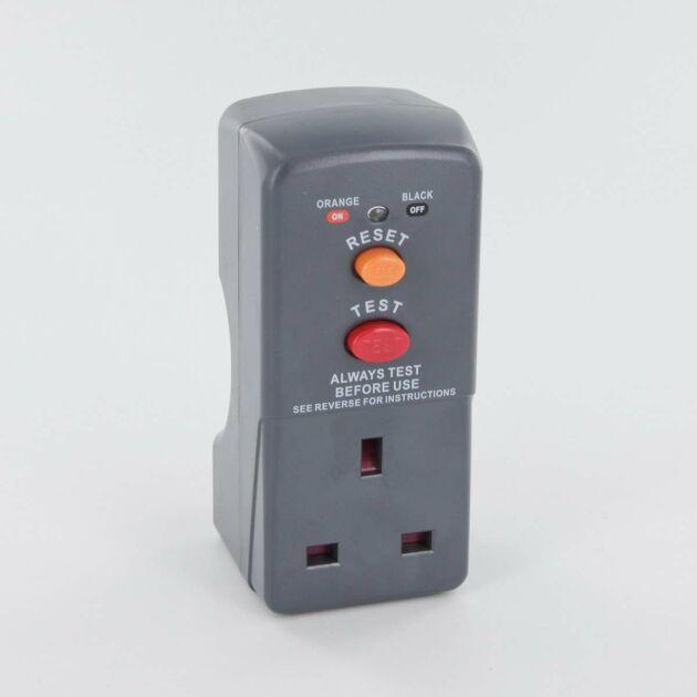 RCD Plug In Safety Adaptor