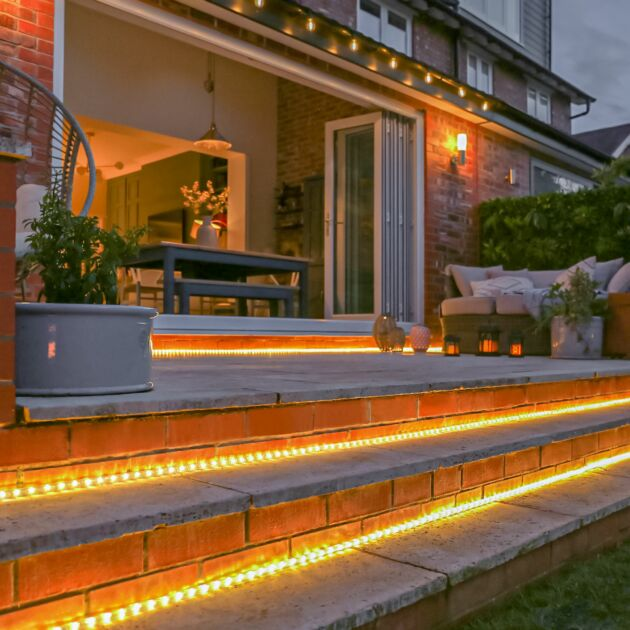 Cut to Length Outdoor LED Rope Light
