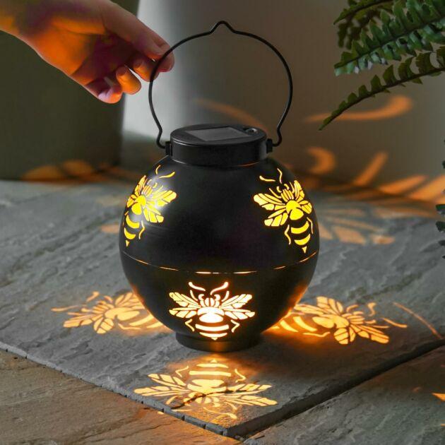 Solar Bee Lantern