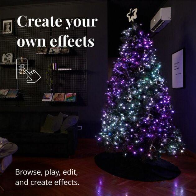 6ft Smart App Controlled Twinkly Christmas Tree - Gen II
