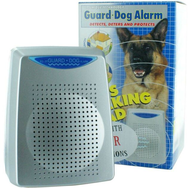 Barking Guard Dog Security Alarm