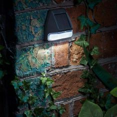 Super Bright Solar Fence, Wall and Post Light