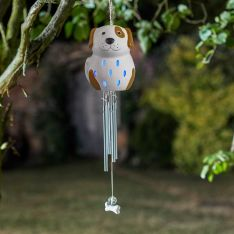 Solar Dog Wind Chime