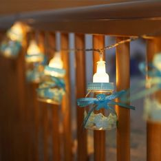Battery Baby Boy Bedroom Fairy Lights