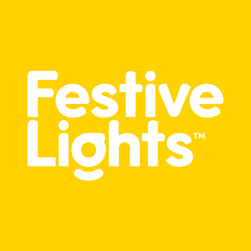 Festive Lights New Logo Rebrand